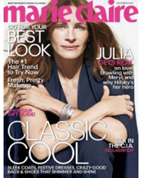 Marie Claire Magazine FREE Subscription to Marie Claire Magazine