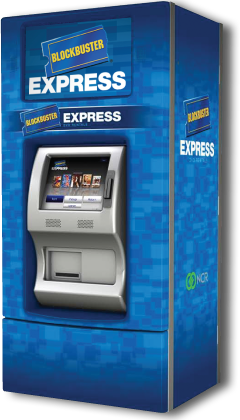 Blockbuster Express FREE Movie Rental at Blockbuster Express  Today Only