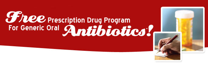 Free Antibiotics