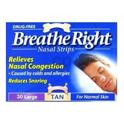 Breath Right FREE Breathe Right Nasal Strips Sample