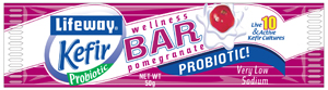Kefir Probiotic Wellness Bar