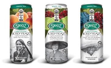 Steaz Organic Iced Teaz