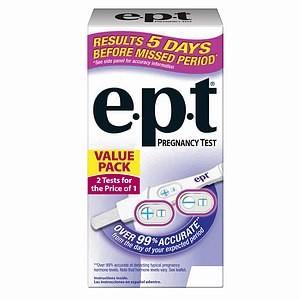 EPT Pregnancy Tests