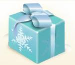 Holiday at home gift basket