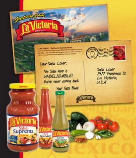 La Victoria Products