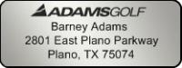 Golf Label w200 h200 FREE Customizable Golf Shaft Labels