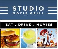 Studio Movie Grill Tickets w200 h200 2 Free Passes to Studio Movie Grill