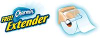 Charmin Toilet Paper Holder w200 h200 FREE Charmin Extender Toilet Paper Holder