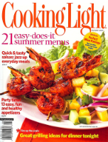 Cooking Light Magazine w200 h200 FREE Cooking Light Magazine Subscription