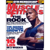 Muscle and Fitness Magazine w200 h200 FREE Muscle & Fitness Magazine Subscription