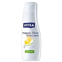 Nivea Happy Sensation Body Lotion w200 h200 FREE Nivea Happy Sensation Body Lotion or Body Wash Sample