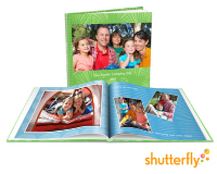 Shutterfly Photobook w200 h200 FREE Shutterfly Photo Book Gift from One a Day