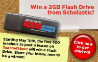 USB Drive w200 h200 FREE 2GB USB Flash Drive For Teachers