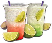 limeade FREE Limeade Sparkler at Taco Bell   Working Again