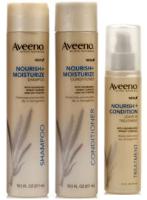 Aveeno Nourish w200 h200 FREE Sample Of Aveeno Nourish Shampoo & Condioner