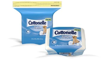 Cottonelle Wipes w200 h200 FREE Cottonelle Ultra Toilet Paper and Wipes