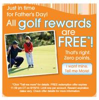 Golf Rewards FREE All Golf Rewards From Tropicana Juicy Rewards