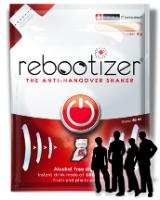 Rebootizer Anti Hangover Drink w200 h200 FREE Sample of Rebootizer Anti Hangover Drink