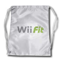 Wii fit w200 h200 FREE Tote Bag for Wii Fit Plus Customers