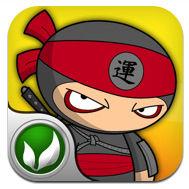 Chop Chop Ninja FREE Iphone/Touch/Ipad Application: Chop Chop Ninja