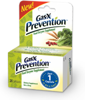 Gas X Prevention w200 h200 FREE New Gas X Prevention Sample