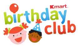 Kmart Birthday Club Kmart: FREE $5.00 in Birthday Bucks for Kids