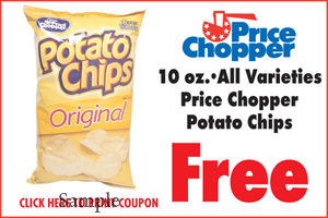 Price Chopper Price Chopper: FREE 10 oz. Bag of Potato Chips