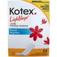 kotex lightdays w200 h200 2 FREE Kotex Pantiliner Samples Packs