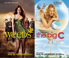 showtime w225 h225 FREE Weeds and The Big C Episode Screenings on August 11