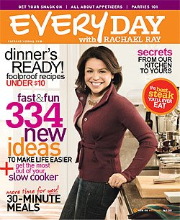 Everyday w220 h220 FREE Everyday With Rachael Ray Magazine Subscription