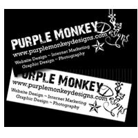 Purple Monkey Designs FREE 2 Stickers from Purple Monkey Designs