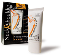 Tiger Balm Neck Shoulder Rub FREE Tiger Balm Neck & Shoulder Rub Sample
