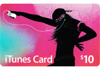 iTunes Gift Card FREE $10 iTunes Gift Card or Iron Man 2 Movie Poster