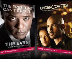 NBC FREE NBCs Screening of The Event and Undercovers Tickets