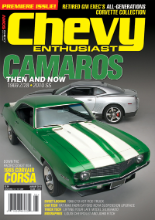 chevy cover w220 h220 FREE 3 Issues of Chevy Enthusiast Magazine