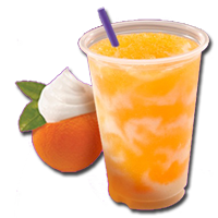 Freeze Taco Bell: FREE Orange n Creme Swirl Frutista Freeze Coupon