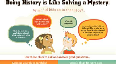 FREE Teachinghistory.org Historical Thinking Poster - Hunt4Freebies