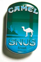 photograph regarding Camel Coupons Printable named Absolutely free Camel Snus Tin Discount coupons (Mailed) - Hunt4Freebies