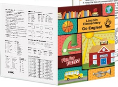 Planner w240 h240 FREE Folders and Planner Samples For Schools