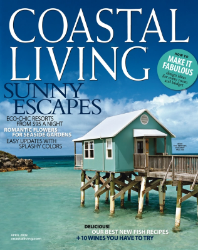 Get A FREE Coastal Living Magazine Subscription For The First ...