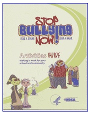 Stop Bullying Now w300 h300 FREE Bully FREE Poster and Sticker