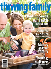 Thriving Family Magazine FREE Thriving Family Magazine Subscription