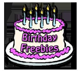 B Day Freebies Birthday Freebies: Aveda, Philosophy, Starbucks + Many More