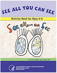See All You Can See Activity Book FREE Activity Books, Magnet and Posters For Kids  Available Again