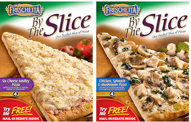 Freshetta Pizza by the Slice FREE Freschetta Pizza By The Slice on August 4 (Reminder)