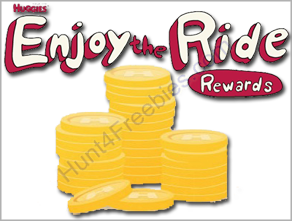 Huggies Enjoy the Ride 5 FREE Huggies Enjoy The Ride Rewards Points