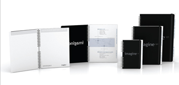 Imagine notebooks FREE Sample of 121 Notebooks