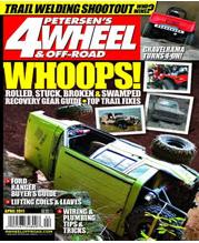 4Wheel Mag FREE 4 Wheel & Off Road Magazine Subscription