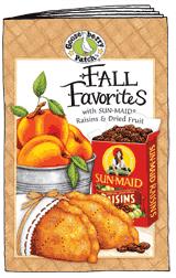 Fall Favorite Recipe FREE Gooseberry Patch Fall Favorites Cookbook