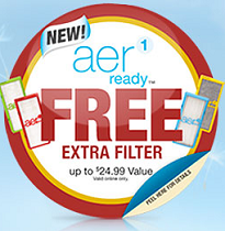 FREE Aer1 Air Purifier Filter FREE Aer1 Air Purifier Filter